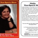 #14 Jennie Matarese Philly Non-Sport Show