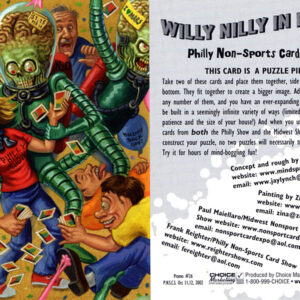 #26 Willy Nilly In Philly
