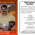 #29 Terry Chiappa Terry's Cards