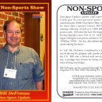 #32 Bill DeFranzo Non-Sport Update