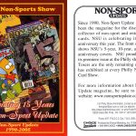 #37 15 Years of Non-Sport Update