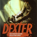 Dexter The Fourth Season Collector Cards
