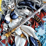 Lady Death Sketch Card Series 2