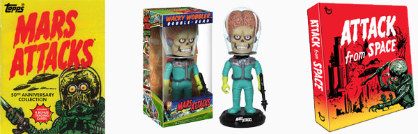 Mars Attacks Prizes