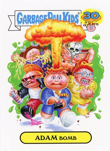 Garbage Pail Kids by Joe Simko