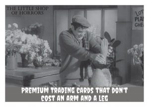 The Little Shop of Horrors P1 (Attic Card Company)