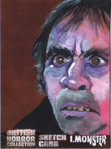 Hammer Horror by Jason Brower