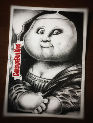 Garbage Pail Kids by Jon Gregory