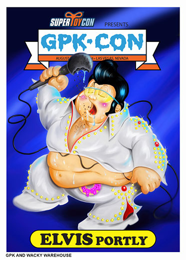GPK Con by Jon Gregory