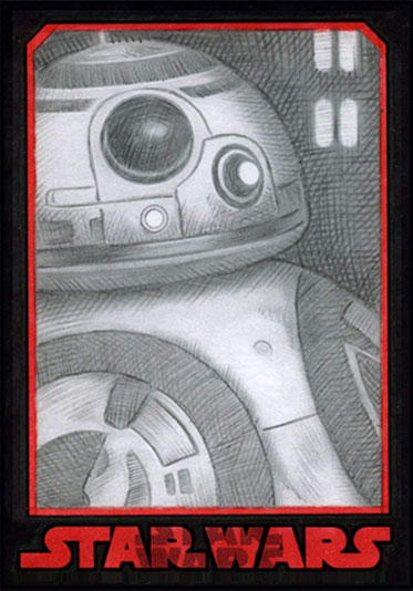 Star Wars by Keith Carter