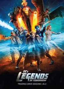 Legends of Tomorrow Seasons 1 & 2 P3 (Cryptozoic Entertainment, available at Cryptozoic Entertainment tables)