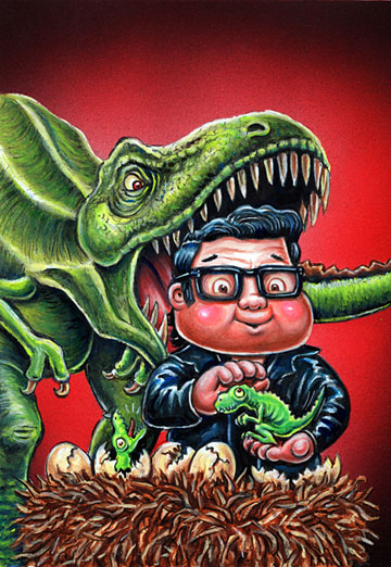 Garbage Pail Kids 2019 by Neil Camera