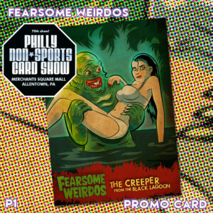 Fearsome Weirdos P1 (Zerostreet; art by Robert Jimenez; promo packs)