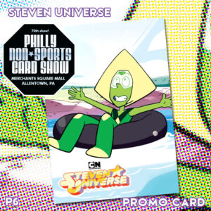Steven Universe P6 (Cryptozoic Entertainment; Cryptozoic Entertainment tables)