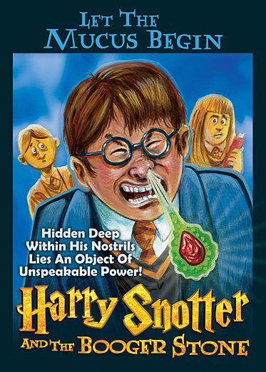 Harry Snotter by Robert Jimenez